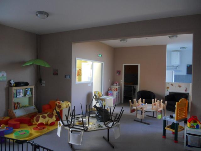 Charmant Les Travaux Pour Lu0027aménagement De La Maison Du0027Assistantes Maternelles  Conception
