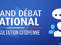 GRAND DEBAT - 4 réunions à Juigné