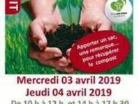 Distribution de compost (gratuit)