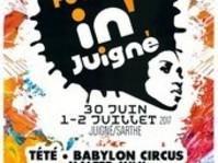 Festival in Juigné : 30 juin, 1er et 2 juillet