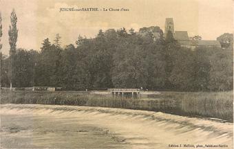 Cartes postales Malicot, avant 1914 et après 1924, coll. R. Vitour