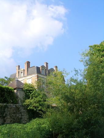 Maison du directeur du moulin