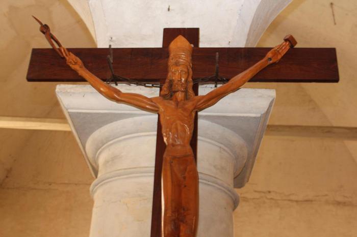 Christ de la Salette